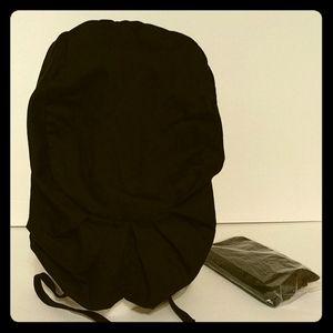 Surgical cap/ scrubs hat _(more room* long hair)